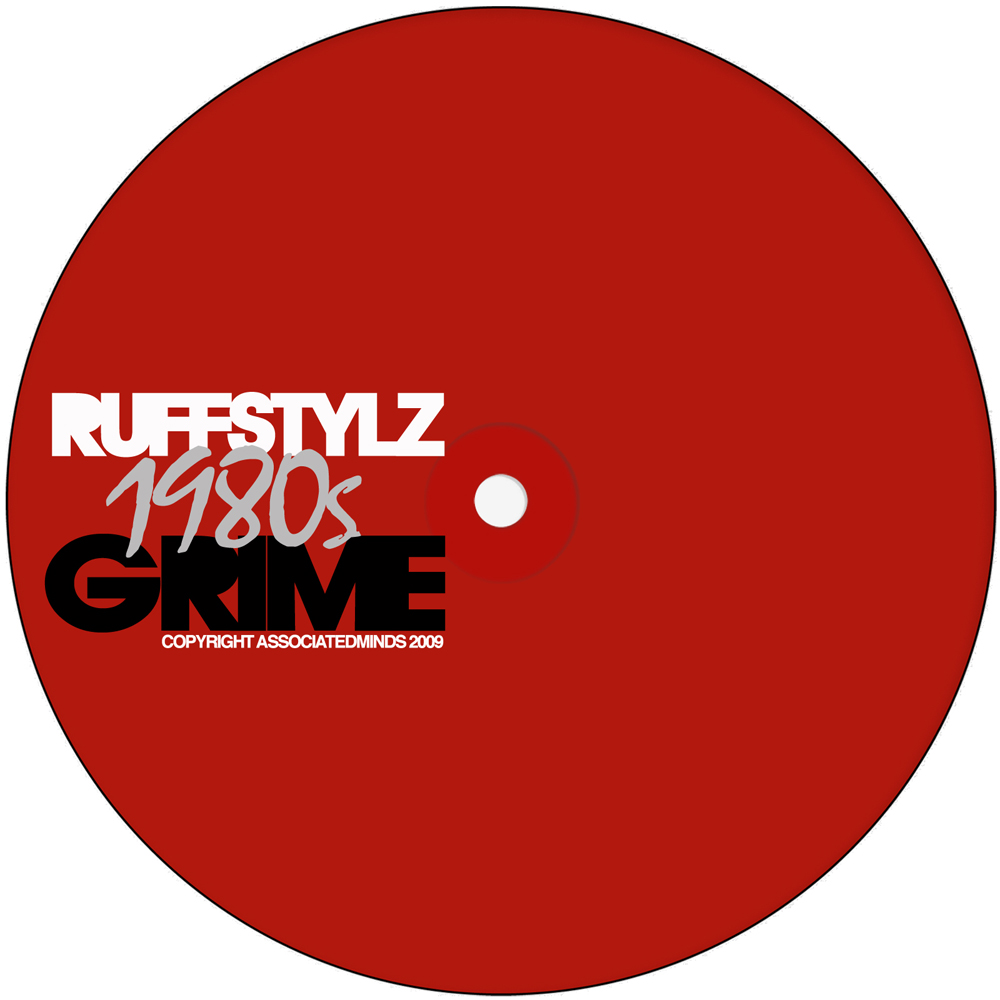 Ruffstylz '1980s Grime' Spindle