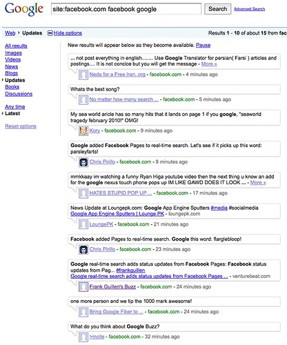 site_facebook.com facebook google - Google Search