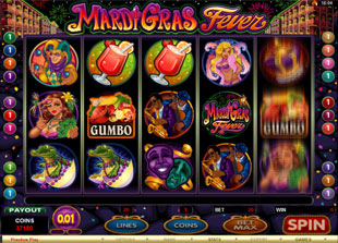 Mardi Gras Fever slot game online review