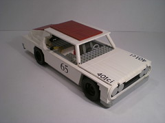 1965 AMC Marlin Stock Car