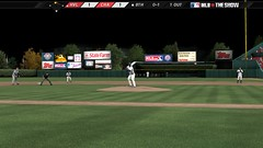 MLB 10: The Show RTTS Dugout View
