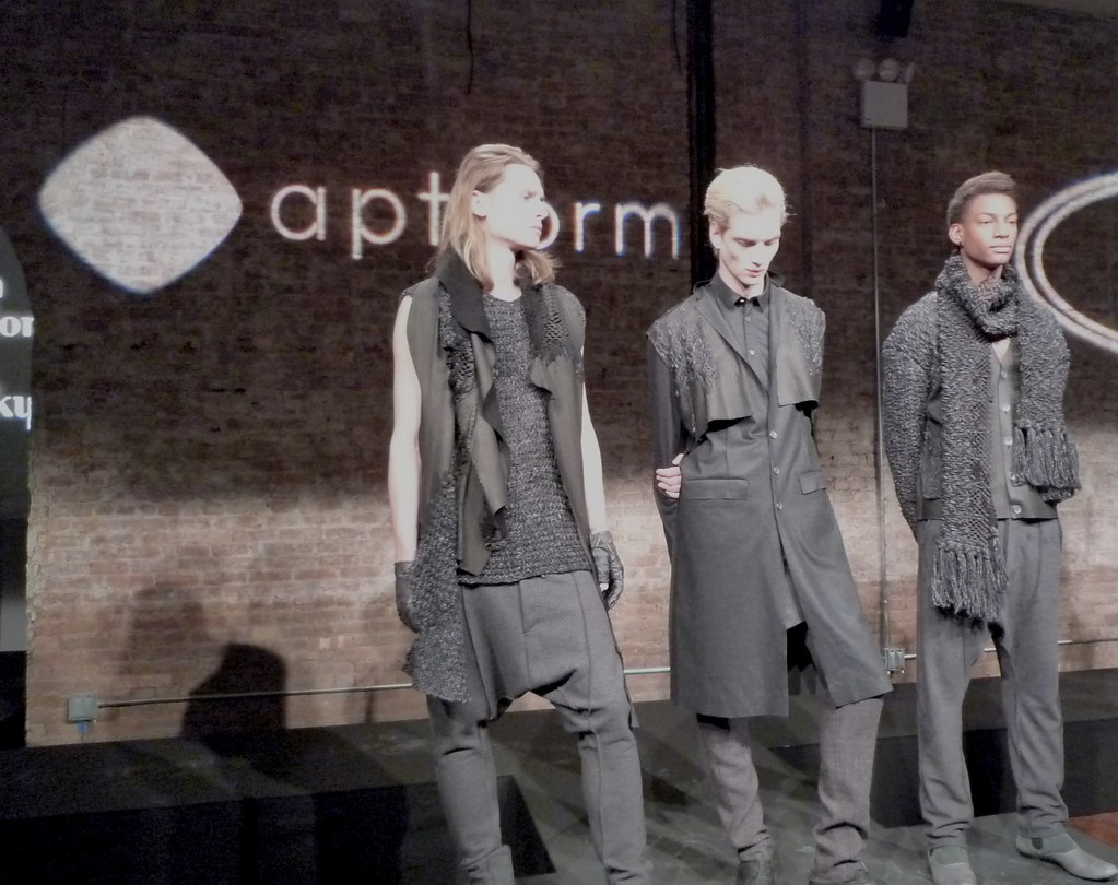 aptform by michail gkinis Japan Fashion Week 2010 in New York