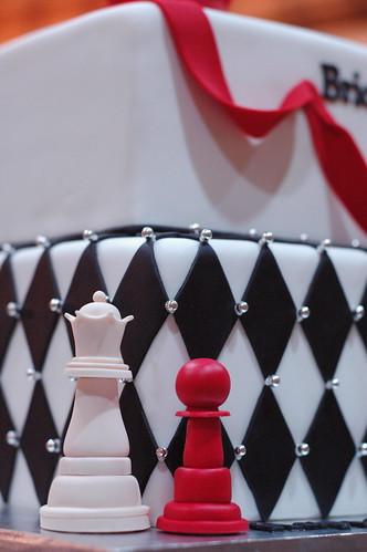 Twilight Cake - Chess Pons