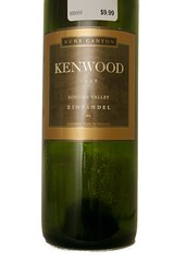 1998 Kenwood Nuns Canyon Zinfandel