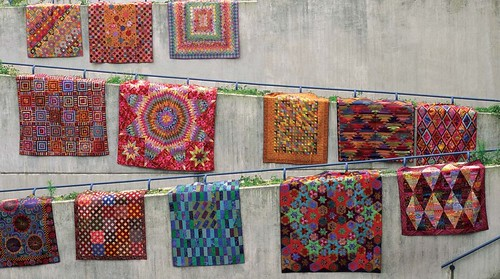 Simple Shapes, Spectacular Quilts