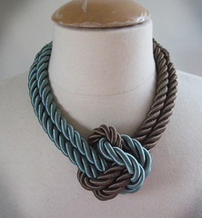 DIY Rope Necklace 8
