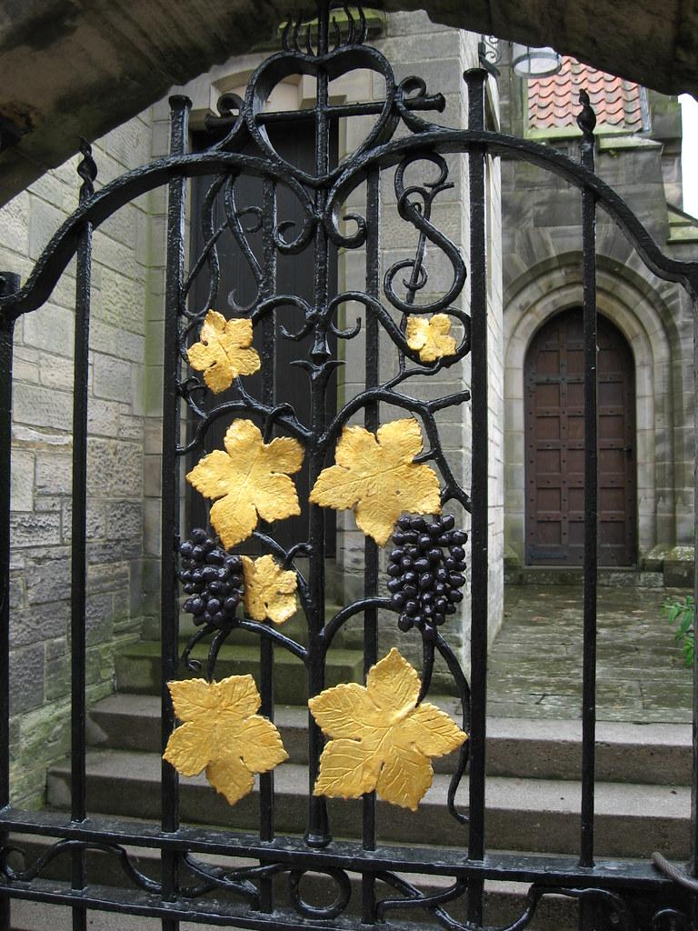 Decorative Gate - St Andrews