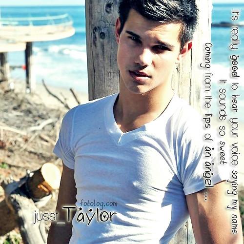 Taylor Lautner #34