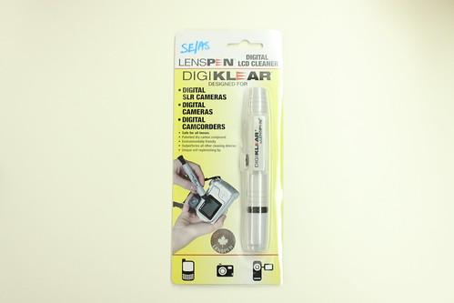 Lens Pen Front