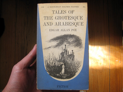 Poe, Edgar Allan Tales of The Grotesque and Arabesque
