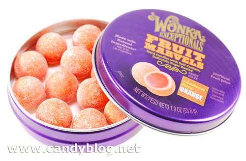 Wonka Fruit Marvels - Clementine Orange