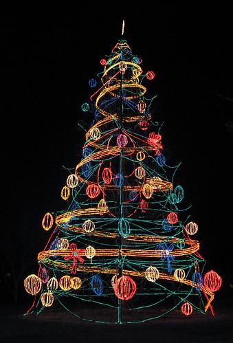 lafreniere park christmas lights christmas tree - Lafreniere Park Christmas Lights