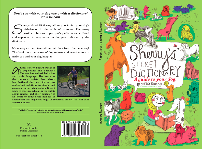 Cover for Sherry's Secret Dictionary
