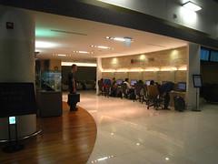 Free Wifi - Transit Area Lounge