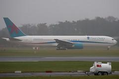 G-OOBM - 27568 - First Choice Airways - Boeing 767-324ER - Manchester - 081126 - Steven Gray - IMG_2463
