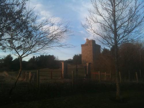 Stewartfield Castle