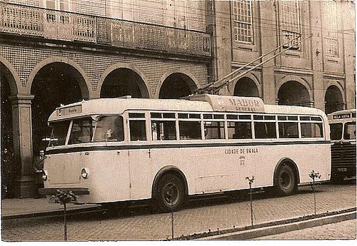 """Braga - Transportes - """"Trolley"""" ©"""