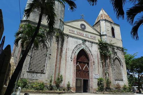 Nuestra Senora del Pilar de Zaragoza in Sibonga Cebu