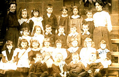 Image titled Napiershall Street School 1900s.