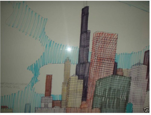 Wesley Willis Ebay Auction march 2010: 2002 Lakeshore Skyline for $510