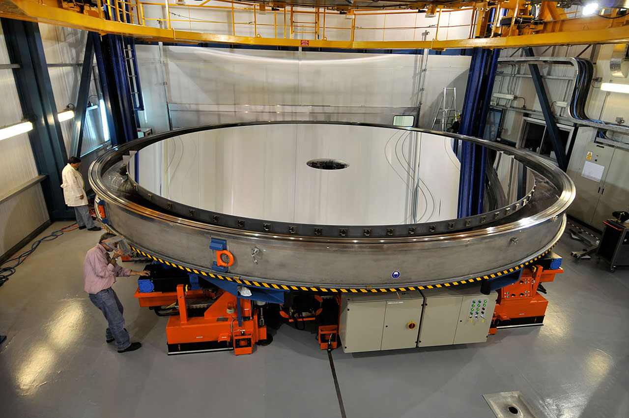 Espejo telescopio