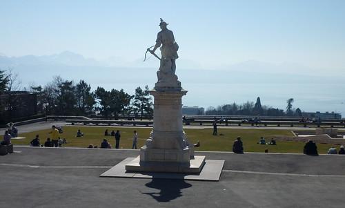 statue de Guillaume Tell