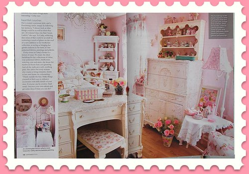 Cottage Style Magazine feature