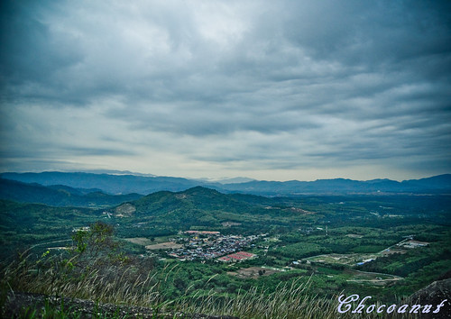view from broga hills