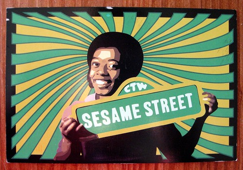 David of Sesame Street