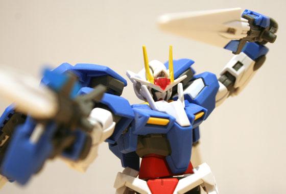 HG 1/144 GN-0000 Gundam - Complete!