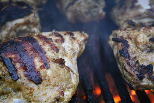 Final grilled chicken