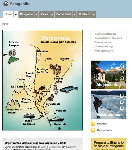 Viajes Patagonia, Viajes a la Patagonia Argentina y Chile
