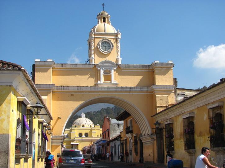 Ville Antigua, guatemala