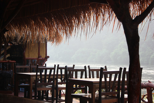 Restaurant at the Jungle River Rafts