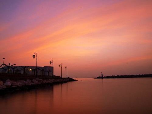 Long Exposure Sunset @ 20'' (by ilias o.)