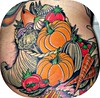 Cornucopia Tattoo by Steve Byrne @ Rock of Ages