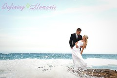 TTD10 (~Defining Moments~) Tags: wedding beach ttd trashthedress