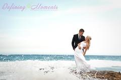 TTD10 (~Defining Moments~) Tags: wedding beach ttd trashthedress