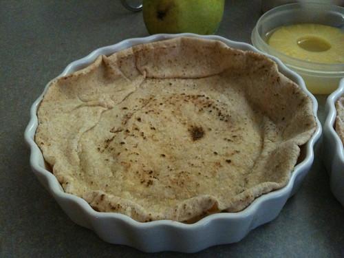 Pita Fruit Pie Step 2