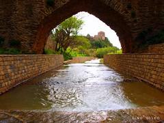 PONTE DUE ROCCHE (ginodileo) Tags: sicilia corleone fiumi duerocche ginodileo