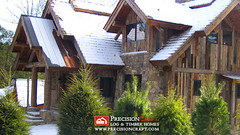 Post and Beam Log Home (PrecisionCraft Log & Timber Homes) Tags: pictures homes usa house mountain home architecture america georgia design log cabin exterior unitedstates post photos picture plan beam deck logcabin northamerica custom plans architects residential luxury cabins loghouse rimrock logcabins loghome homebuilding loghomes mountainhomes mountaindesign outddoor loghomeplans precisioncraft lognbsphome lognbsphomes loghomedesign loghomedesigns customloghomedesigns postandbeamhomes loghomefloorplans georgiahomes custommountaindesign mountainarchitects rimrockloghome