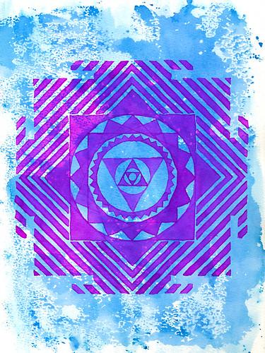 Vishuddha mandala