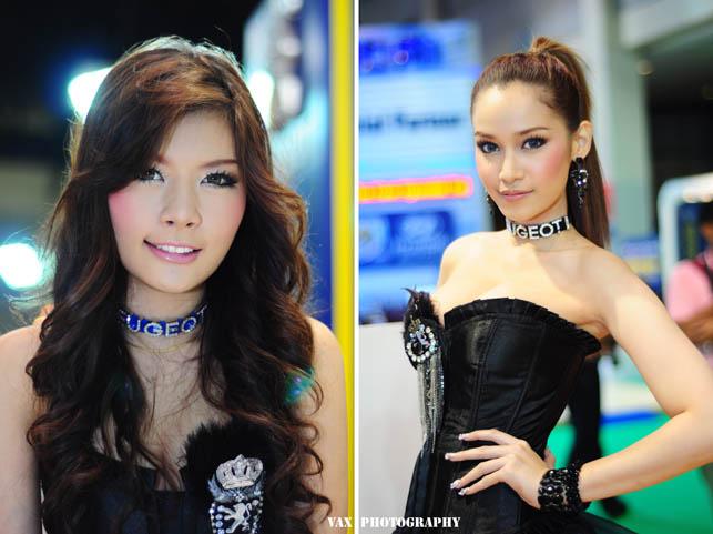 Bangkok Motor show girls 06