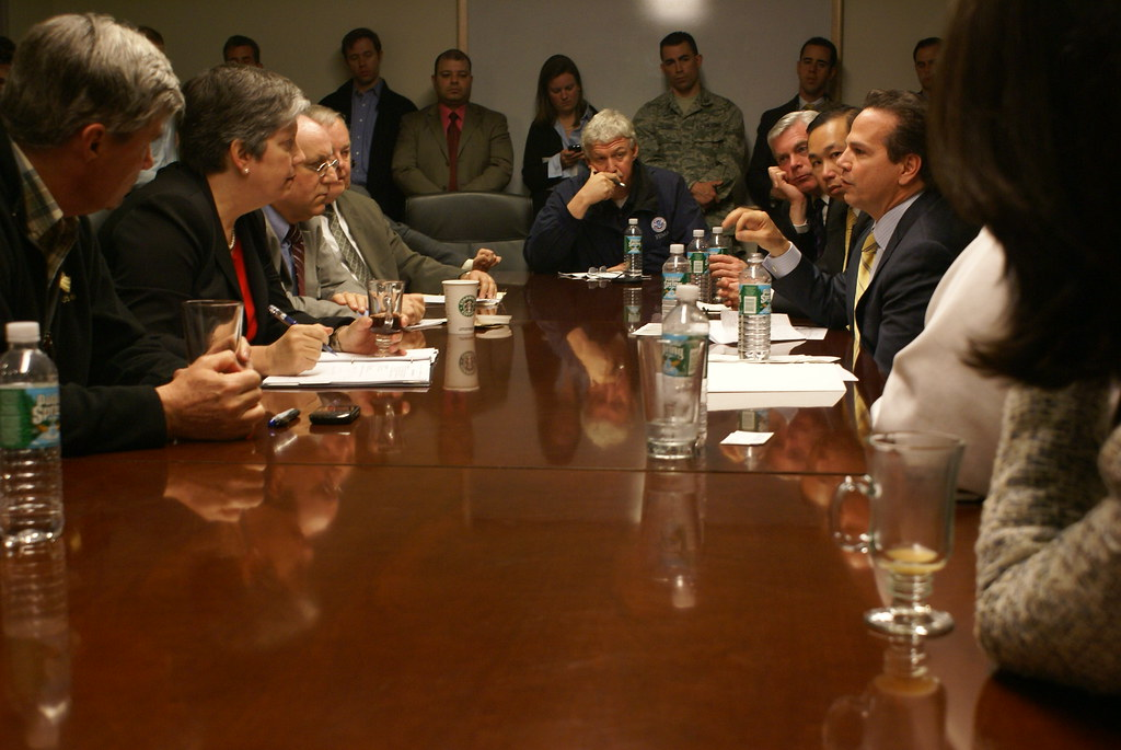 Rhode Island Mayors and Town Managers Urge Homeland Security Chief Janet Napolitano to Act Quickly (April 2, 2010)