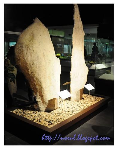 Batu Megalit | Muzium Negara