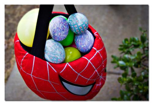 spidey eggs