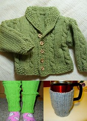 March 2010 Knitting