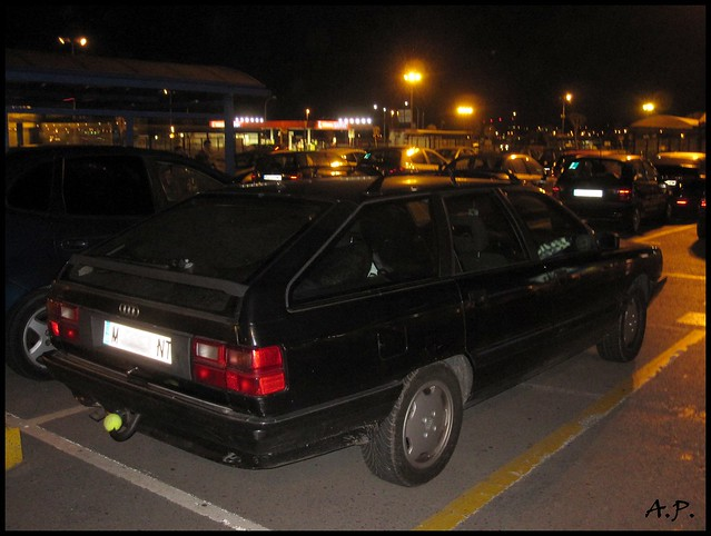 1992 100 audi 44 c3 typ
