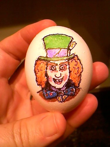 Egg, by Dave!