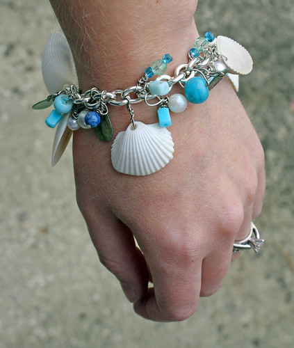 Sea Shell Bracelet